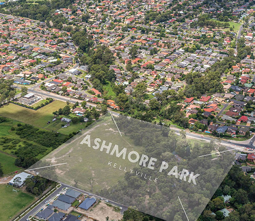 Kellyville, New South Wales – Ashmore Park